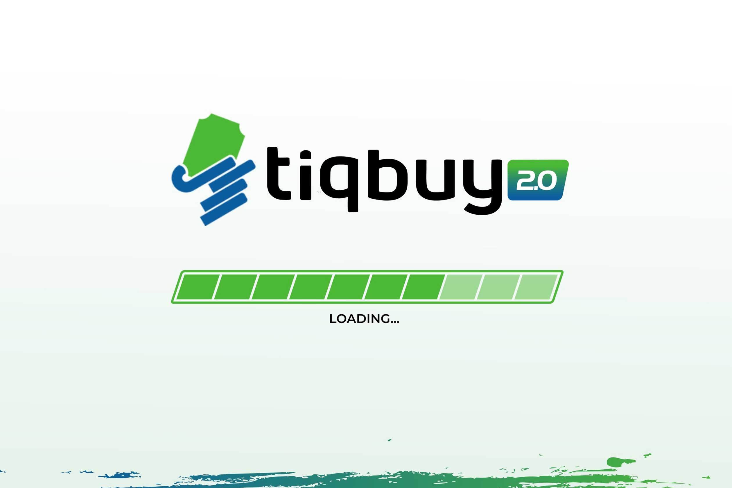 Launch of Tiqbuy 2.0